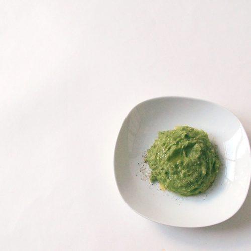 Purée de brocoli tellement belle qu'on en mangerait!