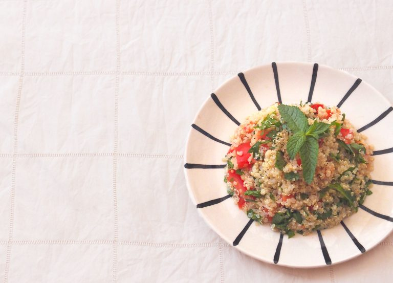 Taboulé au quinoa