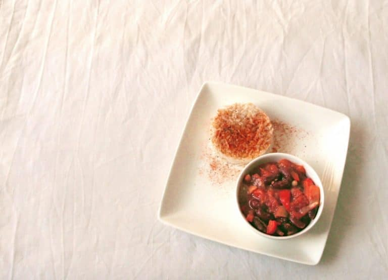 Read more about the article Chili sin carne